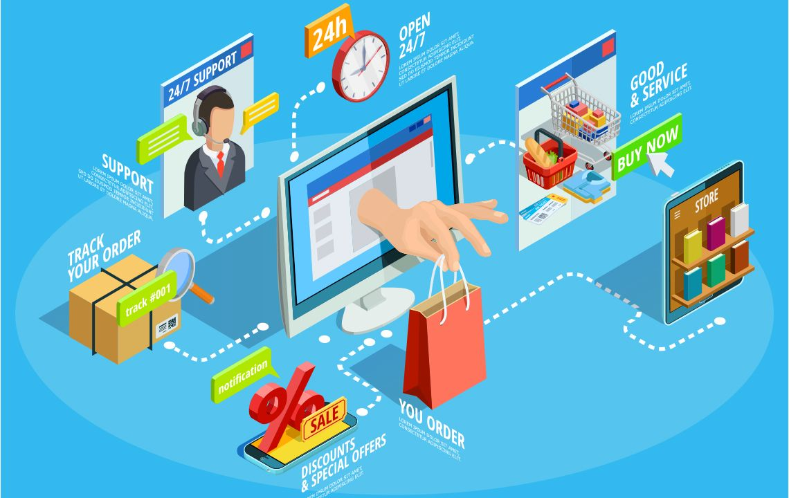 Online Store, Online Shop & eCommerce Website: what should I have?